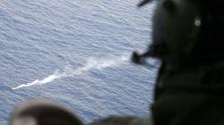 Un barco chino localiza una posible señal de la caja negra del avión