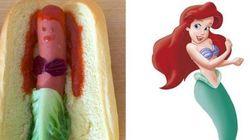 Probablemente esta es la versión más loca de las princesas