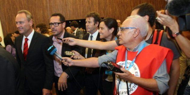 Fabra, tras las protestas por Canal 9:
