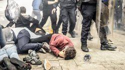 Taksim se enciende: disturbios y un periodista detenido en directo