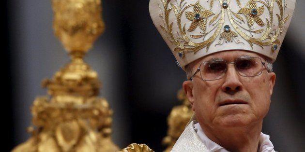 Sospechan que el cardenal Bertone pagó su ático con fondos de un hospital