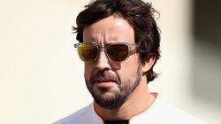 Fernando Alonso, trending topic tras lo que ha pasado con