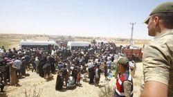 Amnistía denuncia devoluciones sumarias de sirios desde