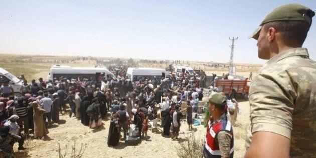 Amnistía Internacional denuncia devoluciones sumarias de sirios desde