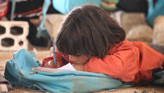 La vida en Siria: cuando ir al colegio es un peligro de