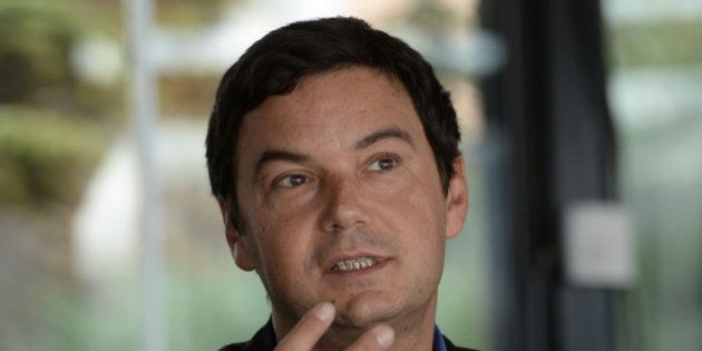 Podemos ficha a Piketty para su programa