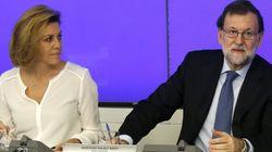 Rajoy pide al PP no actuar con
