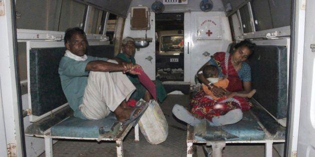 Ligadura de trompas: Mueren 13 mujeres en India tras ser esterilizadas en un campamento del