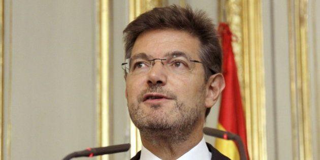 Rafael Catalá modificará la ley de tasas judiciales de