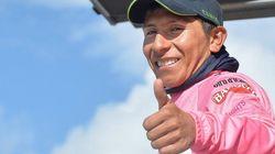 Es el primer colombiano que gana el Giro de
