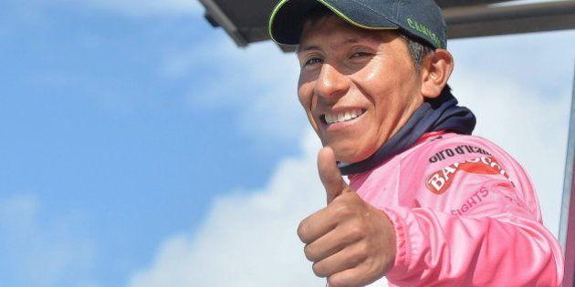 Nairo Quintana, primer colombiano que gana el Giro de