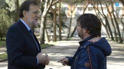 Así reaccionó Rajoy cuando Évole le enumeró a la cara todos los casos de corrupción