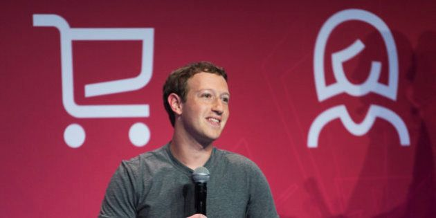 Mark Zuckerberg roba el Mobile World
