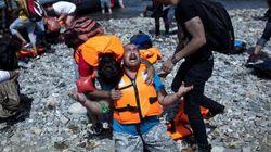 Más de 30.000 refugiados, atrapados en las islas