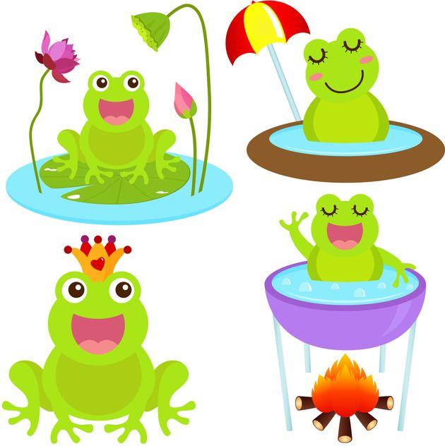 El síndrome de la rana