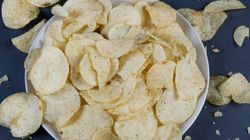 Patatas fritas... ¿en el microondas? Sí, se puede (VÍDEO,