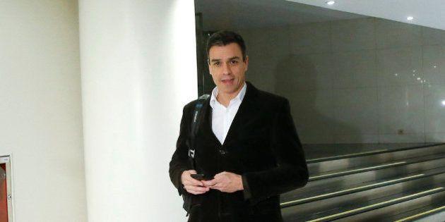 Pedro Sánchez y Albert Rivera se reúnen en secreto en el
