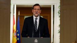 Así anunció Rajoy la abdicación del rey (DISCURSO