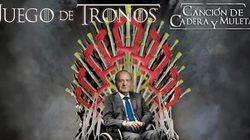 El rey abdica: triunfan los montajes de 'Juego de Tronos'