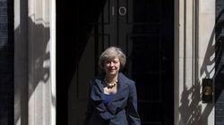 Theresa May, nueva primera ministra del Reino