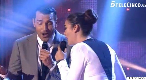 La mayor sorpresa de la final de 'Levántate All Stars': Jesús Vázquez canta con Vicky Martín