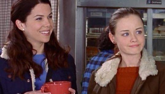¿Cuánto café toman las chicas Gilmore a lo largo de las siete