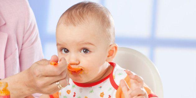 ¿Qué deben comer nuestros hijos para estar sanos en