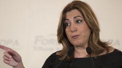 Díaz ve compatible ser presidenta autonómica y líder del