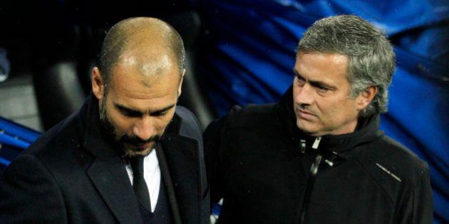 Mourinho ataca a Guardiola como nunca habíamos