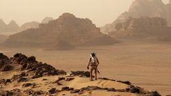 Estreno de 'Marte', de Ridley