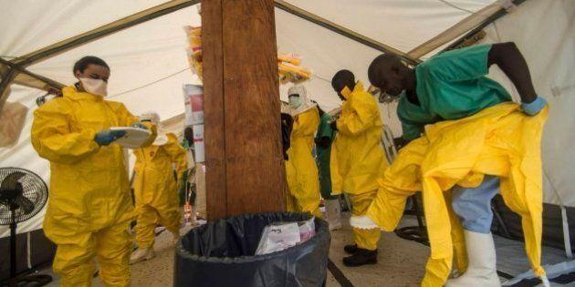 Vuelven a detectar el ébola en una enfermera británica que contrajo el virus en diciembre de
