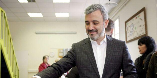 Jaume Collboni, ganador de las primarias del PSC de