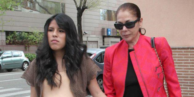 Chabelita embarazada: Isabel Pantoja anuncia el embarazo de su hija de 18 años