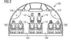 El proyecto de Airbus: asientos-litera para meter más gente en los