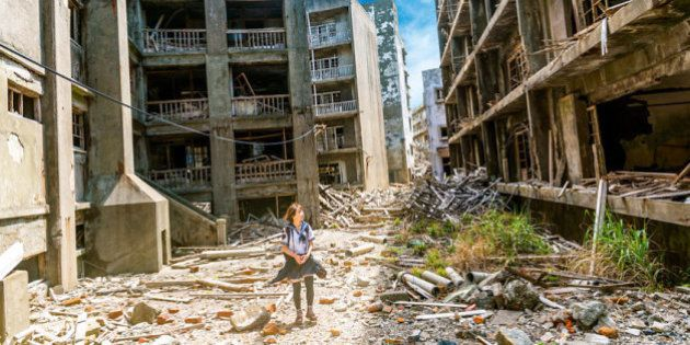 Lugares abandonados en Japón fotografiados por Jordy