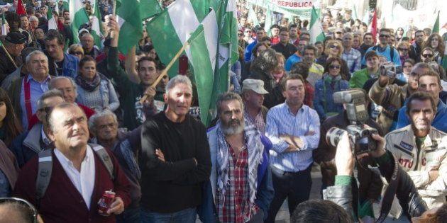 Gordillo y Cañamero no asisten al juicio y niegan delitos por la ocupación de Las