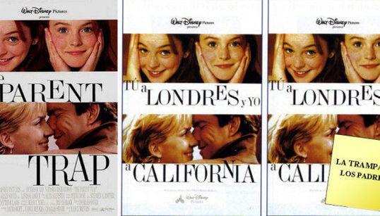 ¿Y si los títulos de película en inglés fuesen traducciones literales?