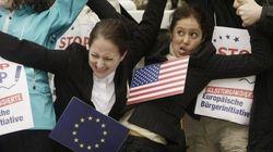 TTIP: El tratado 'Supermán' o 'Drácula' que la UE negocia en