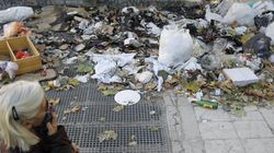 Una semana entre basura y sin avances en la