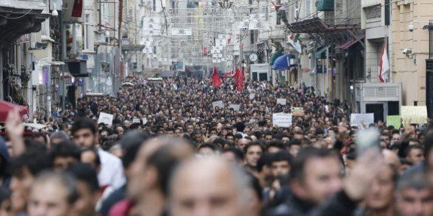 Turquía revela que hay pruebas de que el atentado de Ankara fue obra de