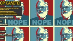 #StopCañete: La campaña sin el PSOE en