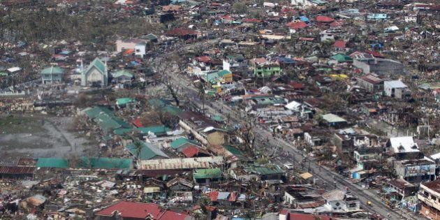 Tifón en Filipinas: Dolor, necesidad de agua y alimentos y casi 10 millones de