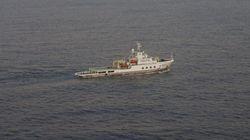 Un barco detecta por segunda vez una posible señal de la caja