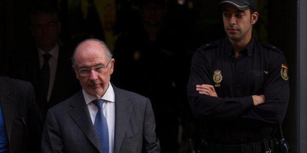 El Banco Santander prescinde de Rato por el escándalo de las tarjetas