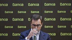 Bankia gana 481 millones de euros hasta junio, un 13,4%
