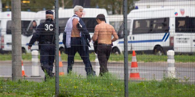 Detenidos cuatro sindicalistas por la agresión a directivos de Air