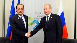 Tensión con Putin en la reunión del