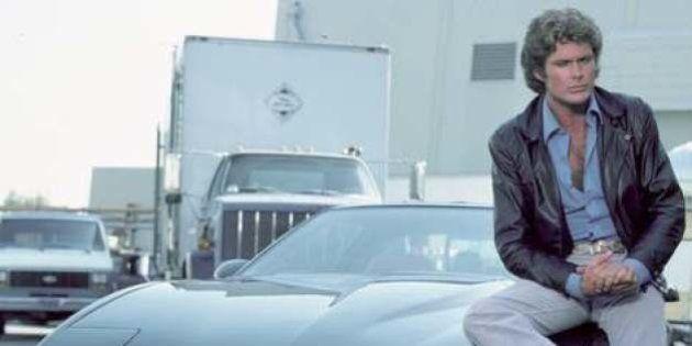 Muere Glen A. Larson: fallece el creador de la serie 'El coche