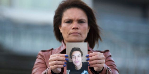 Ozana Rodrigues, the mother of Brian De Mulder, who left for Syria after being indoctrinated by Islamist...