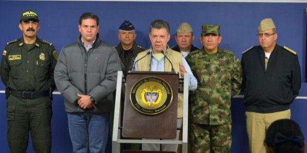 Colombia suspende el diálogo con las FARC por el secuestro de un mando del